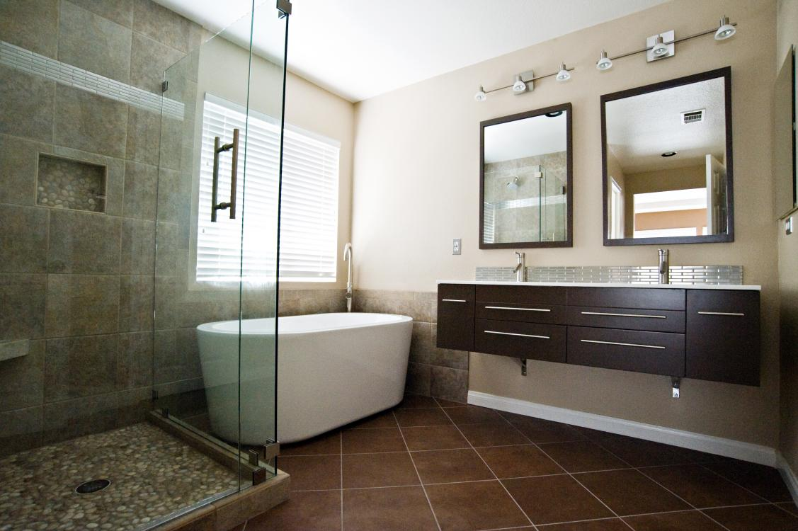 Bathroom remodeling ideas bathroom renovation for Ideas for bathroom renovation pictures